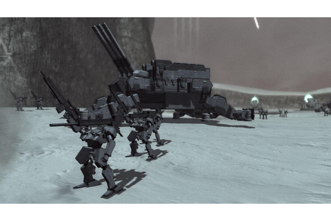 GAME-QUASAR | Armored Core Wiki | FANDOM powered by Wikia