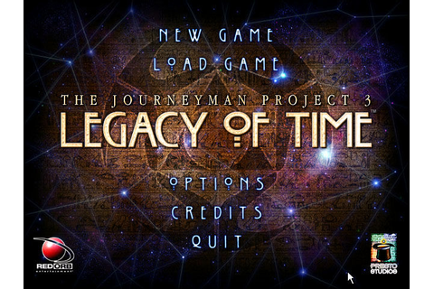 The Journeyman Project 3: Legacy of Time Screenshots for ...