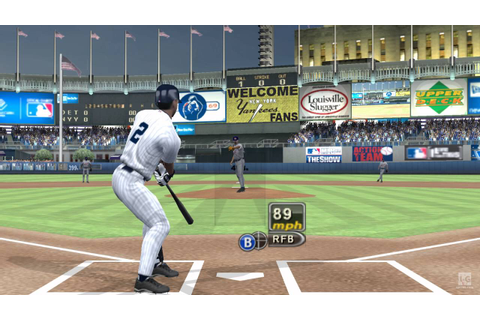 MLB 06: The Show APK + ISO PSP Download For Free