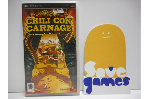 Chili con Carnage - Save Games
