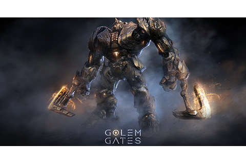 """Golem Gates"" is releasing it's first episode today - TGG"