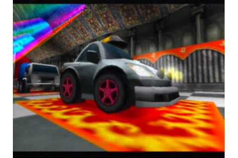 Gadget Racers Game Sample - Playstation 2 - YouTube