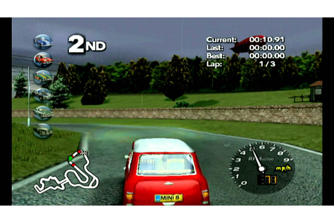 Let's Play A Bit Of... Classic British Motor Racing - YouTube