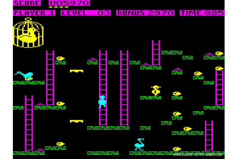 Download Chuckie Egg (3) & Play Free | Classic Retro Games
