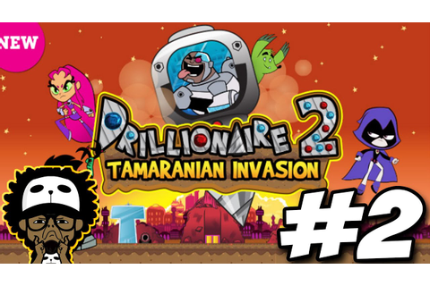 Cartoon Network Games | Teen Titans Go! | Drillionaire 2 ...