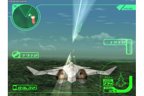 Ace Combat 2 (Europe) PSX / Sony PlayStation ISO Download ...
