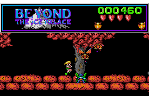 Beyond the Ice Palace (1988) by Elite Atari ST game
