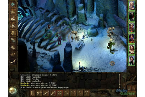 Icewind Dale I: Heart of Winter | Black Isle Studios games