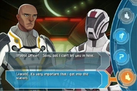 Mass Effect Galaxy for iPhone | Macworld