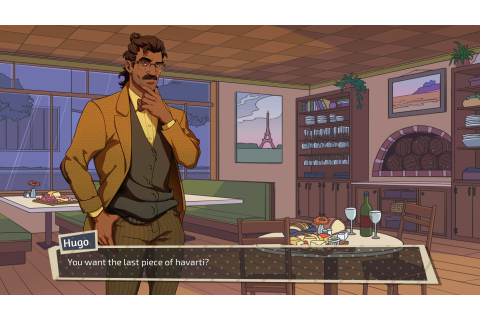 Save 69% on Dream Daddy: A Dad Dating Simulator on Steam