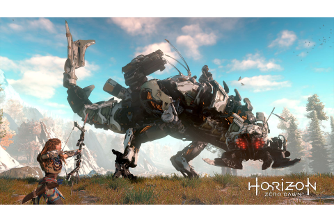 Guerrilla Games' PS4 Exclusive Horizon: Zero Dawn Gets ...