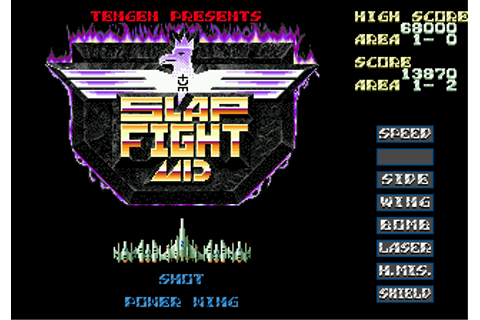 Download Slap Fight MD (Genesis) - My Abandonware