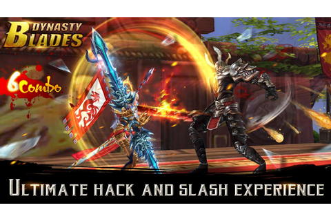 Dynasty Blades: Warriors MMO - Android Apps on Google Play