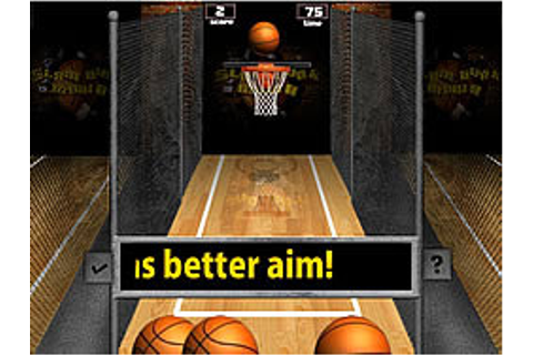 Slam Dunk Mania Game - Play online at Y8.com