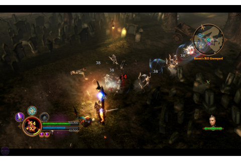 Eric Baskin's 3 Star Review: Dungeon Siege 3