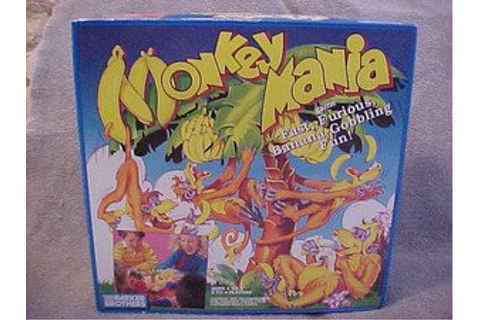 Amazon.com: MONKEY MANIA GAME: Toys & Games
