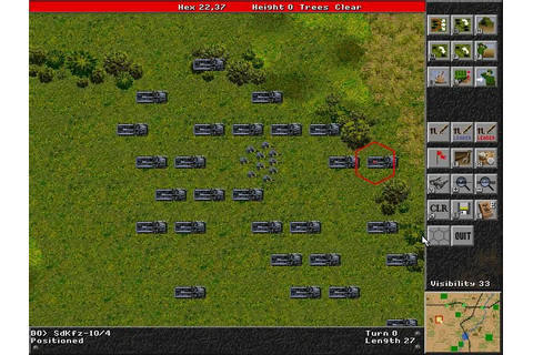 Download Steel Panthers strategy for DOS (1995 ...