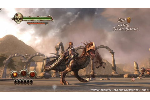 Golden Axe Beast Rider [Jtag-Rgh] - Download Game Xbox New ...