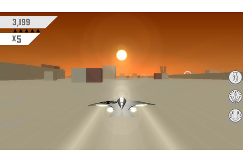Race the Sun Review for PS Vita (2014) - Defunct Games