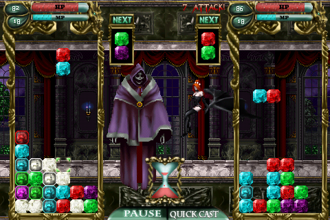 Castlevania Puzzle: Encore Of The Night Hits The U.S. App ...