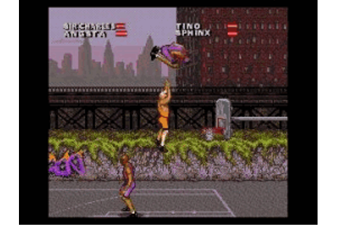 Play Barkley – Shut UP and Jam 2 Online - Play Sega ...