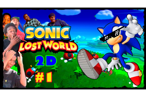 Sonic Lost World 2D | Fan Game Part 1 - YouTube