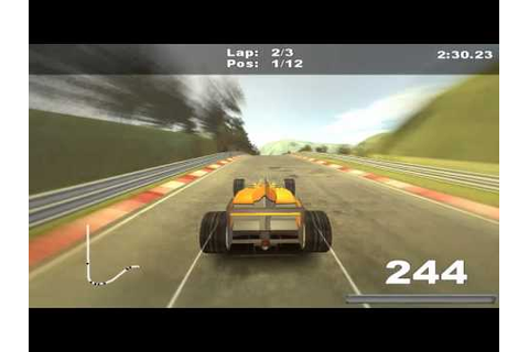 F1 Chequered Flag (free full game) - YouTube