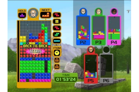 Tetris Party Wii-Ware Review | Fit Gamer