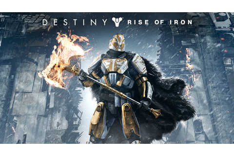 Destiny: Rise of Iron Game | PS4 - PlayStation