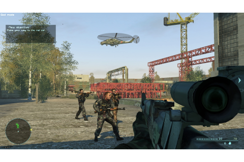 Download Chernobyl Commando Full PC Game