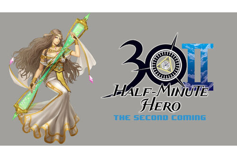 Half Minute Hero: The Second Coming - Time Goddess - Steam ...