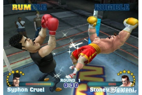 Ready 2 Rumble Revolution Review - IGN