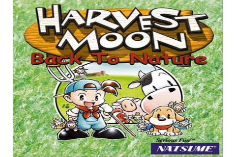 Download Game Harvest moon Back to Nature | Yori Angelic™