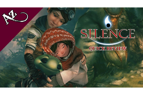 Silence - Quick Game Review (AKA The Whispered World 2 ...