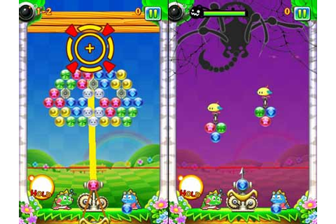 New Puzzle Bobble game out now for iPhone - Mobiletor.com