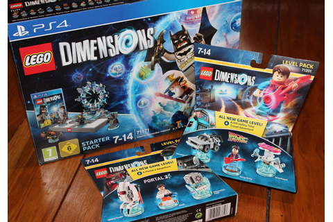 Random Nerdery: Lego Dimensions review