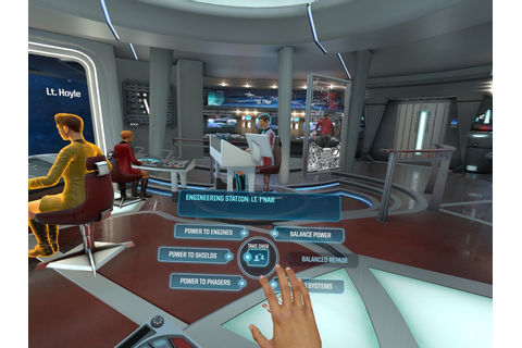 Star Trek: Bridge Crew Review — This right here is why VR ...