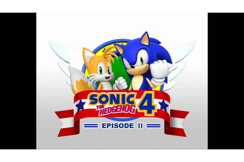 Sonic 4: Episode 2 - Title Screen (Music) - YouTube