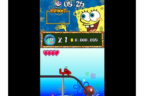 DRAWN TO LIFE: SPONGEBOB SQUAREPANTS EDITION - NDS ...