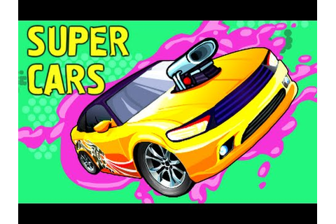 Theft Super Cars - Official Game Video - YouTube