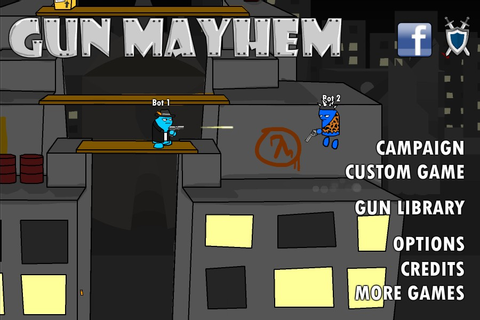 Gun Mayhem Hacked (Cheats) - Hacked Free Games