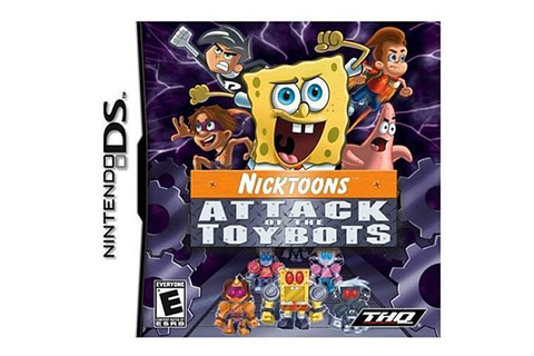 Nicktoons: Attack of the Toybots Nintendo DS Game - Newegg.com