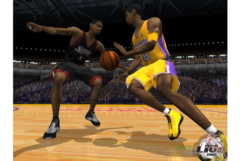 NBA Live 2002 (Original Xbox) Game Profile - XboxAddict.com