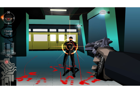 Killer7 remains incredibly sick and scintillating on PC
