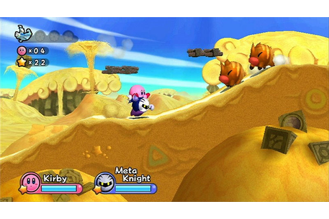 Kirby's Adventure Wii [Wii U-Digital] • World of Games