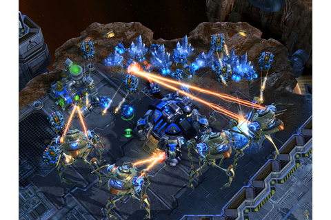 Starcraft 2; Screenshots | Game Photon Starcraft 2 Review ...