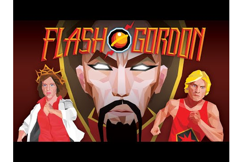 FLASH GORDON GAME - iOS Gameplay | Doovi