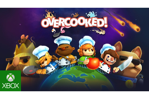 Overcooked Launch Trailer - YouTube