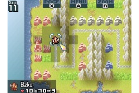 Advance Wars: Dark Conflict DS Review | Reluctant Gamer
