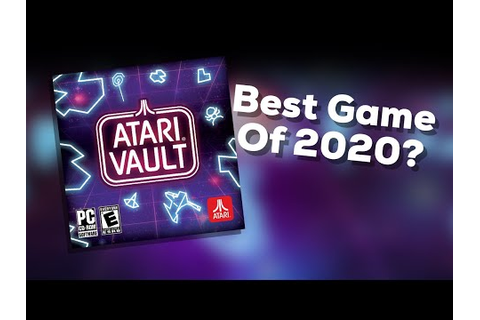 Atari Vault - 50 Game Add-On Pack | Linux Mac PC Steam ...